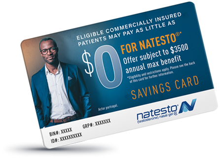 Natesto Savings Card